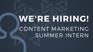 We're hiring: 2018 Summer Intern