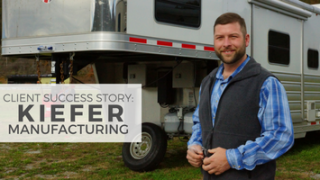 Client Success Story: Kiefer Manufacturing