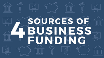 4 sources of business funding